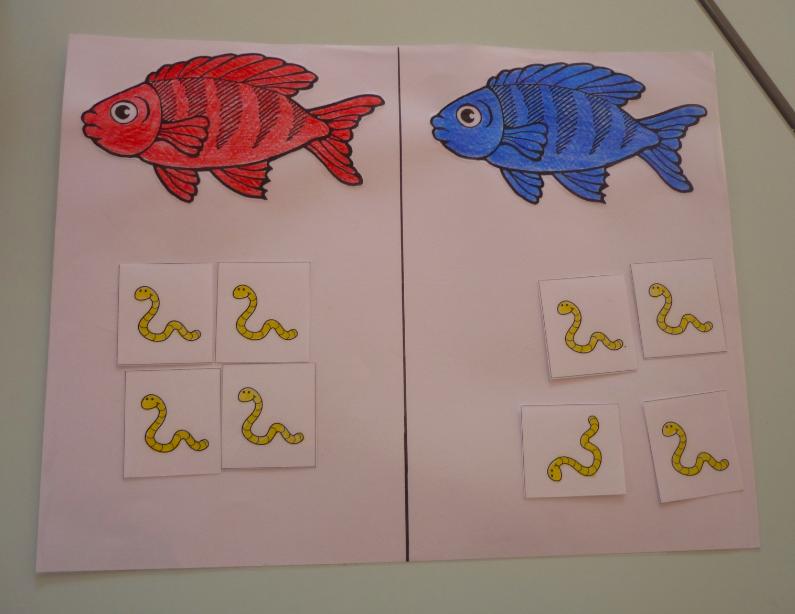 Situation probl me nourrir les poissons les petits z bres for Nourrir des poissons rouges